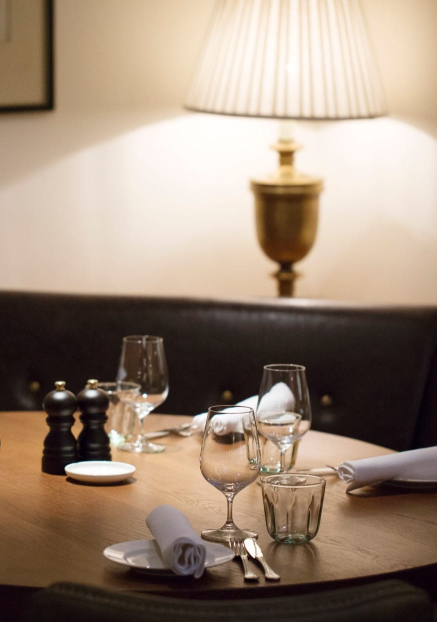 Italian Restaurant St Jamess Angela Hartnetts Cafe Murano